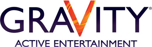 Gravity Active Entertainment logo