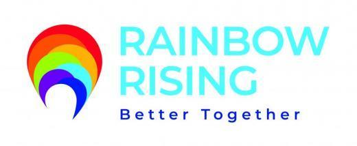 Rainbow Rising logo