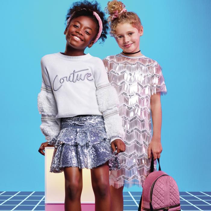 Kids party fashion