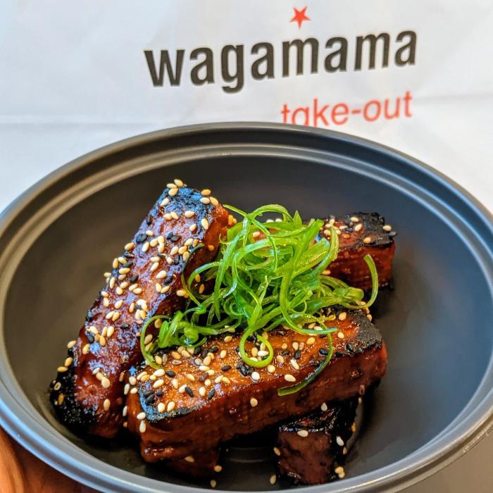 wagamama veganuary