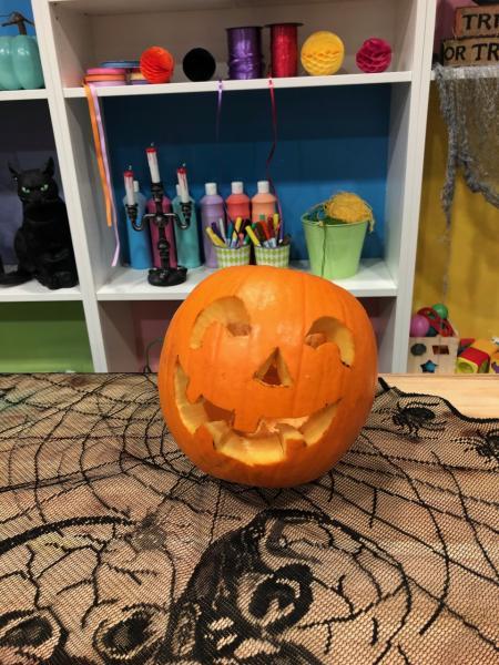 Looking spooky!