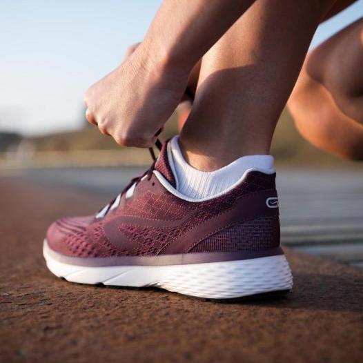 Running shoes at Decathlon