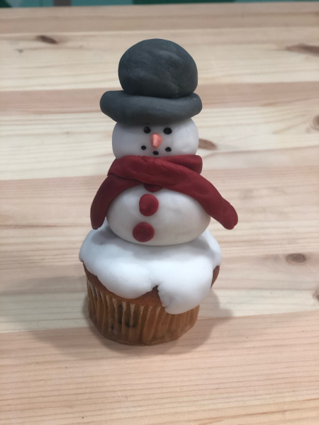 Frosty is complete!