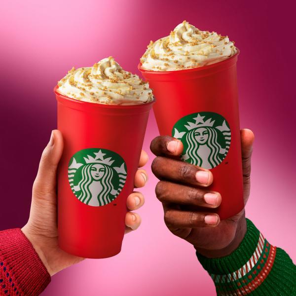 Christmas Starbucks